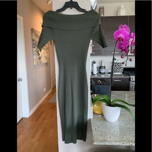 BNWT Off Shoulder Michael Kors Dress